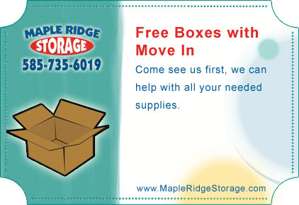 free moving boxes coupon