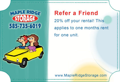 refer a friend moving coupon