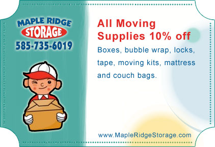 moving supplies coupon